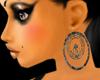 InnerLight Hoop Earrings