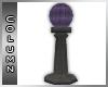 Purple Darkness Ball