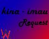 Imau - Kina Req necklace