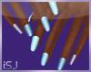 iSJ: Blue Ombre