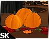 Autumn Retreat Pumpkins