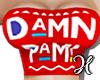 Damn Pam Top