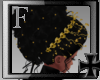 M/F Bridal Black ^ Updo
