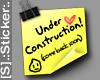 [S] Construction Sticky