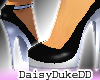 ~D Studded Black w/strap