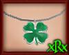 Clover Necklace Silver