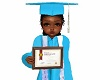 kids graduation diploma