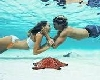 Love Kiss Underwater