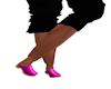 Men's Pink Clogs V1