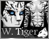 White Tiger Fur M