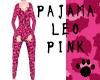 Pajama Leo Pink