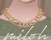 [M] Gold chain
