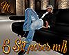 [M] 6 Sit Poses m/f