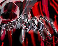 Stiches Spider (Swirly)