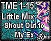 LittleMix:Shout To My Ex