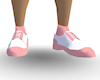 White Pink Shoes