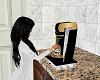 Animated Coffee Machine