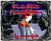 Winter White Mittens F