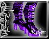 (Purple Evil R Boots (F)