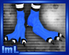 lmL Curiouser Feet M