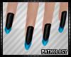 ♏ Black Nails V6