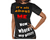 All About ME Shirt (F)