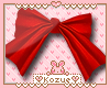 `Red Anime Ribbon
