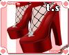 *ts* Bunny Heel V2 [Red]