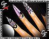 CE' Minnie Mouse Nails