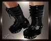 (T) Goth Boots