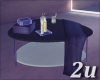 2u CHILL TABLE