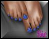 Bare Feet - Ohana Blue