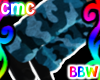 CMC* B-Camo Monster Boot