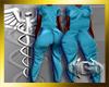 W' Scrubs ~Blue -RXL