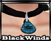 BW  Sapphire Collar