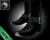 [8Q] DAKOTA Black Boots