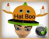 Halloween Hat Boo