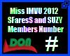 Miss imvu 2012 # (24)