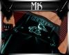!Mk! Toxic Dub B Pants M