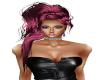 Hair Pink Elegant