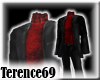 69 Chic Jacket B- Red