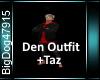 [BD]DenOutfit+Taz