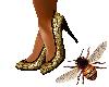 [Bee]Honey Shine Heels