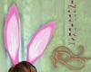 Bunny Ears Pinky