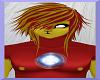 Iron Man Hair v2 (M)