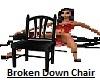 Broken Down Chair
