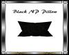 Black NP Pillow