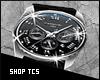 Big size watch