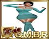 QMBR L - Teal Classic FF