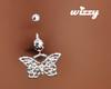 Wiz-Butterfly BellyPierc